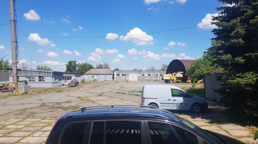 Аренда - Сухой склад, 1000 кв.м., г. Кировское