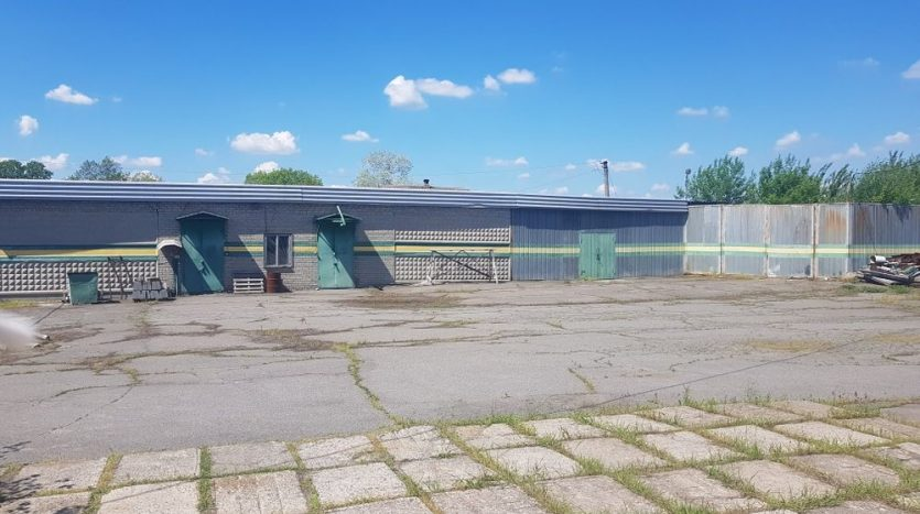 Аренда - Сухой склад, 1000 кв.м., г. Кировское - 2