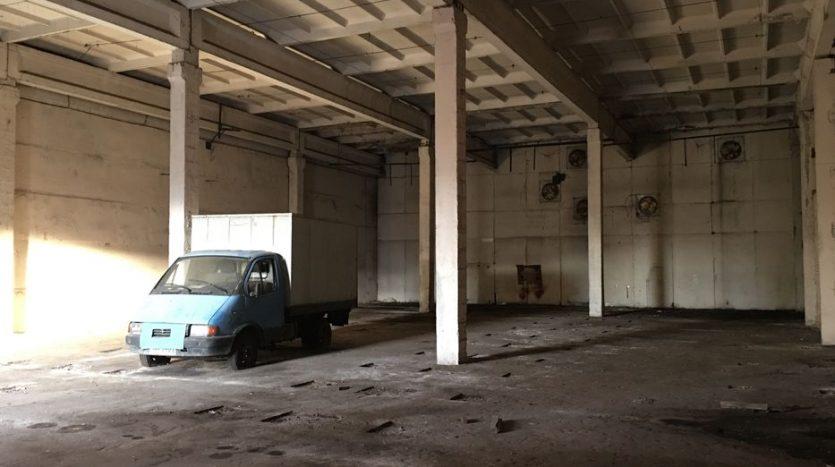 Аренда - Сухой склад, 530 кв.м., г. Вышгород