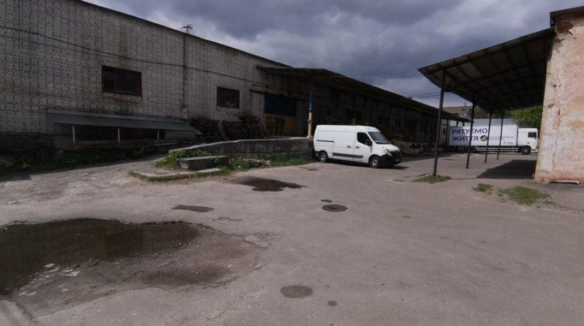 Аренда - Сухой склад, 1350 кв.м., г. Львов