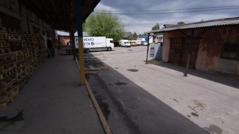 Аренда - Сухой склад, 1350 кв.м., г. Львов - 2