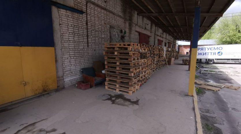 Аренда - Сухой склад, 1350 кв.м., г. Львов - 3