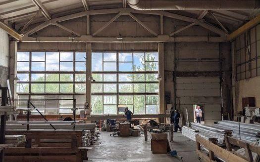 Rent – Unheated warehouse, 1100 sq.m., Lviv
