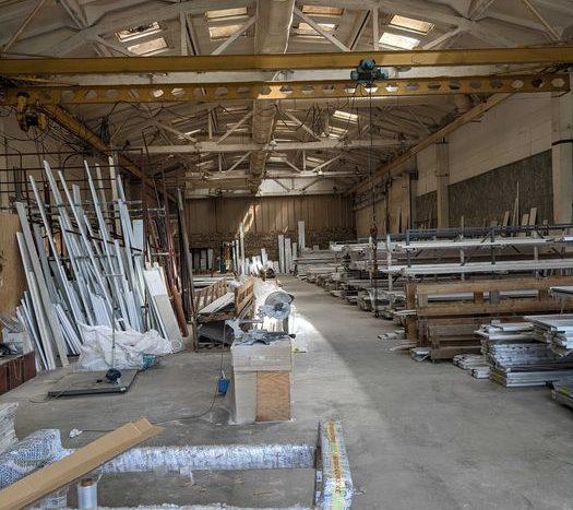 Аренда - Неотапливаемый склад, 1100 кв.м., г. Львов - 2