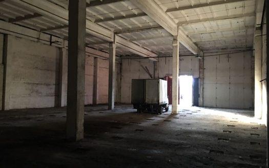 Аренда — Неотапливаемый склад, 1650 кв.м., г. Киев