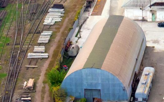 Kiralık – Kuru depo, 800 m2, Kryvyi Rih
