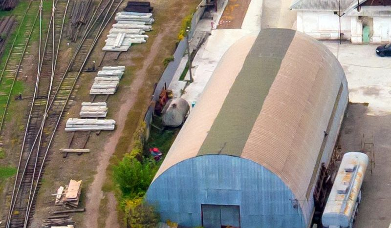 Аренда - Сухой склад, 800 кв.м., г. Кривой Рог
