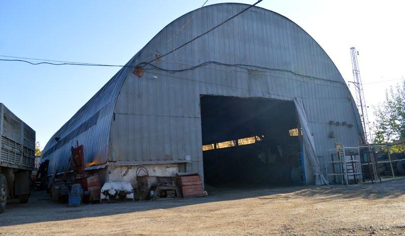 Аренда - Сухой склад, 800 кв.м., г. Кривой Рог - 3