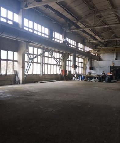 Аренда - Неотапливаемый склад, 1230 кв.м., г. Бровары