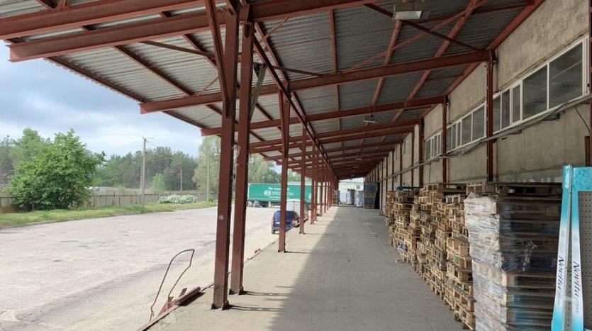 Аренда - Сухой склад, 7500 кв.м., г. Днепр