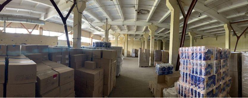 Аренда - Сухой склад, 7500 кв.м., г. Днепр - 6