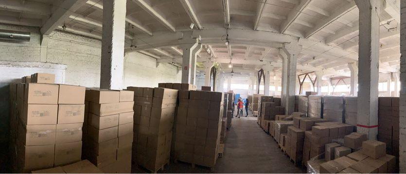 Аренда - Сухой склад, 7500 кв.м., г. Днепр - 7