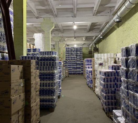 Аренда - Сухой склад, 7500 кв.м., г. Днепр - 9