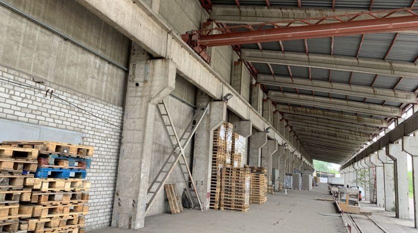 Аренда - Сухой склад, 7500 кв.м., г. Днепр - 10