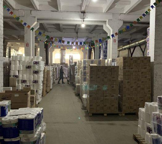 Аренда - Сухой склад, 7500 кв.м., г. Днепр - 13