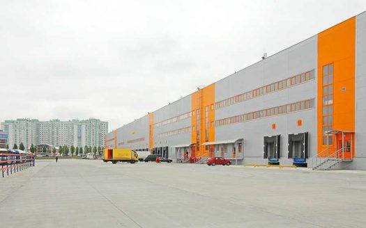 Аренда — Теплый склад, 7000 кв.м., г. Чайки