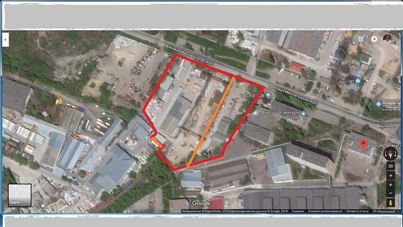 Продажа - Сухой склад, 2800000 кв.м., г. Одесса - 3
