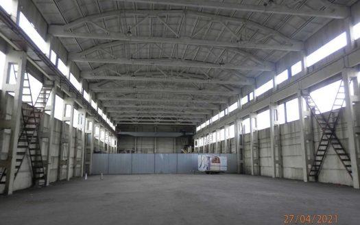 Аренда — Неотапливаемый склад, 1000 кв.м., г. Киев