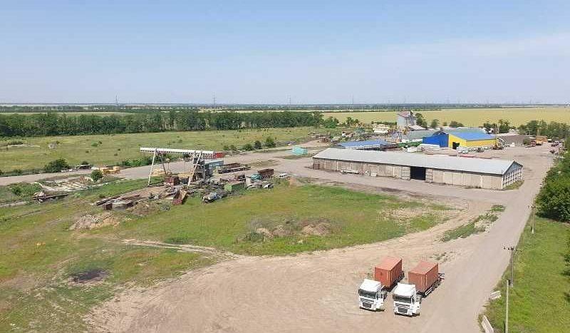 Satılık - Kuru depo, 6200 m2, Usatovo istasyonu