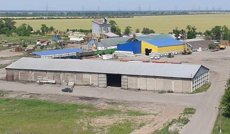 Satılık - Kuru depo, 6200 m2, Usatovo istasyonu - 2