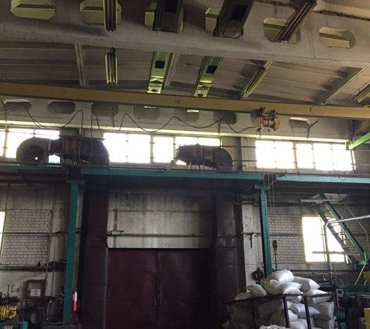 Аренда - Теплый склад, 600 кв.м., г. Житомир