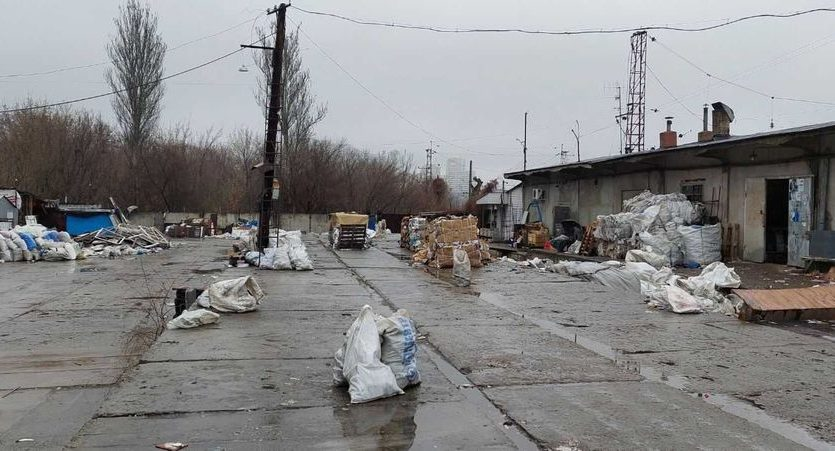Аренда - Сухой склад, 600 кв.м., г. Днепр - 8