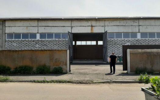 Rent – Dry warehouse, 600 sq.m., Shevchenko
