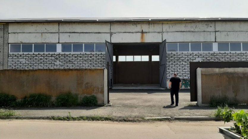 Аренда - Сухой склад, 600 кв.м., г. Шевченко