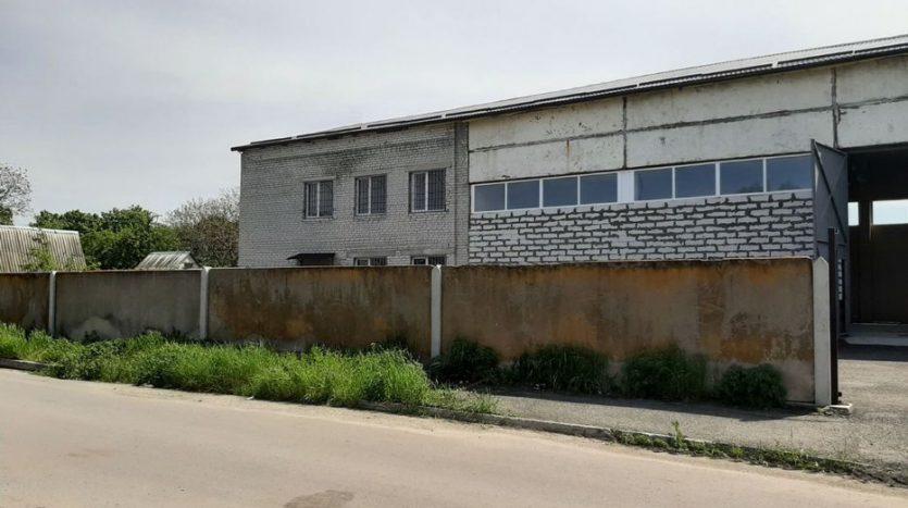 Аренда - Сухой склад, 600 кв.м., г. Шевченко - 5
