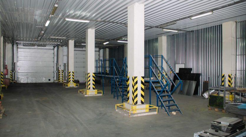 Аренда - Теплый склад, 1500 кв.м., г. Львов - 3