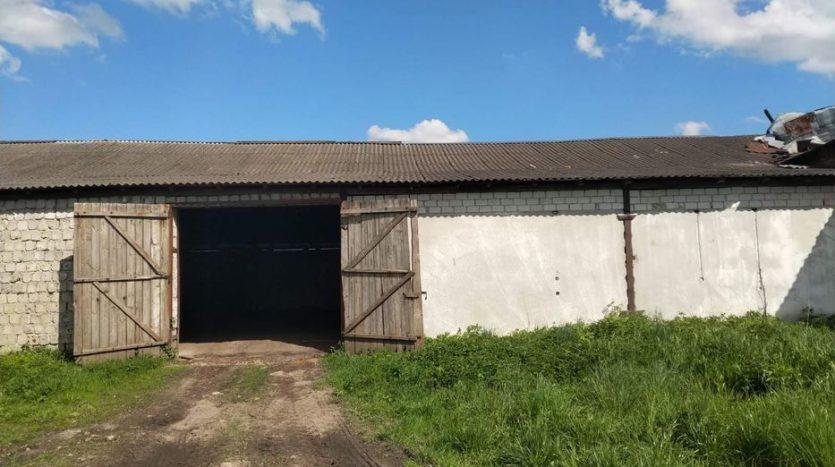 Аренда - Сухой склад, 730 кв.м., г. Куликов - 8