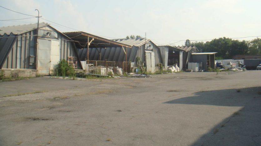 Продажа - Теплый склад, 8970 кв.м., г. Днепр - 2