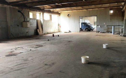 Аренда — Теплый склад, 1400 кв.м., г. Днепр