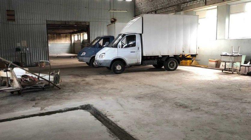 Rent - Warm warehouse, 1400 sq.m., Dnipro - 11