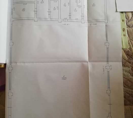 Аренда - Сухой склад, 1020 кв.м., г. Кобеляки - 7
