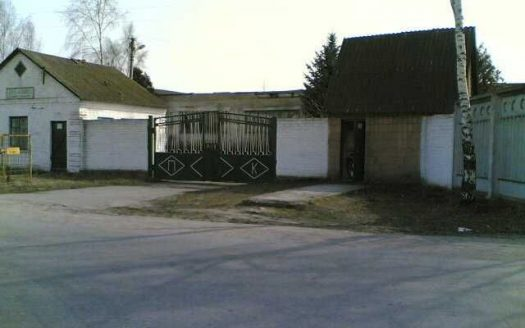 Satılık – Kuru depo, 4585 m2, Bobrovitsa