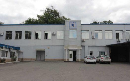 Satılık – Sıcak depo, 1350 m2, Dnipro