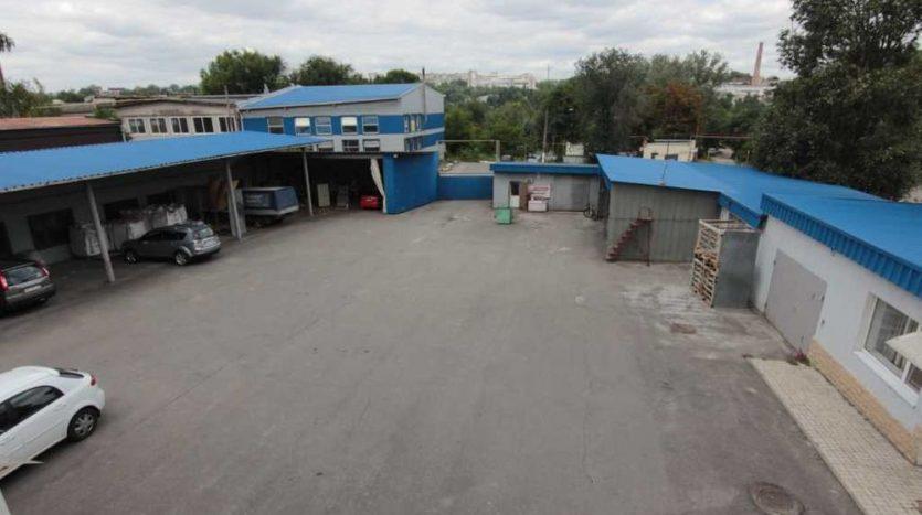 Продажа - Теплый склад, 1350 кв.м., г. Днепр - 2
