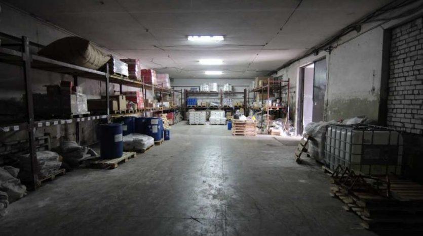 Продажа - Теплый склад, 1350 кв.м., г. Днепр - 8