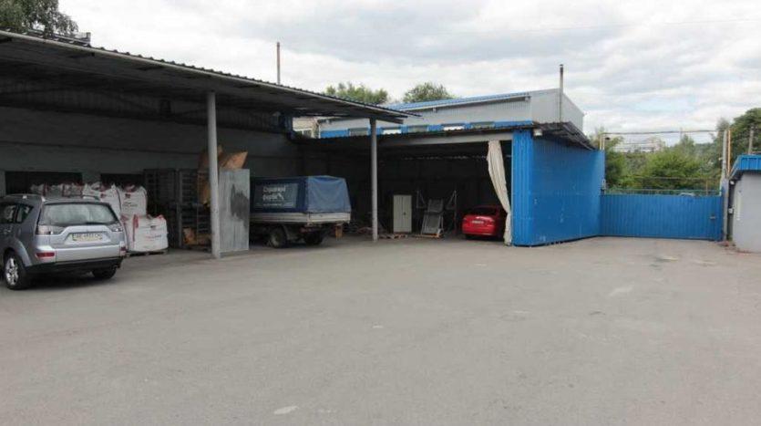 Продажа - Теплый склад, 1350 кв.м., г. Днепр - 9