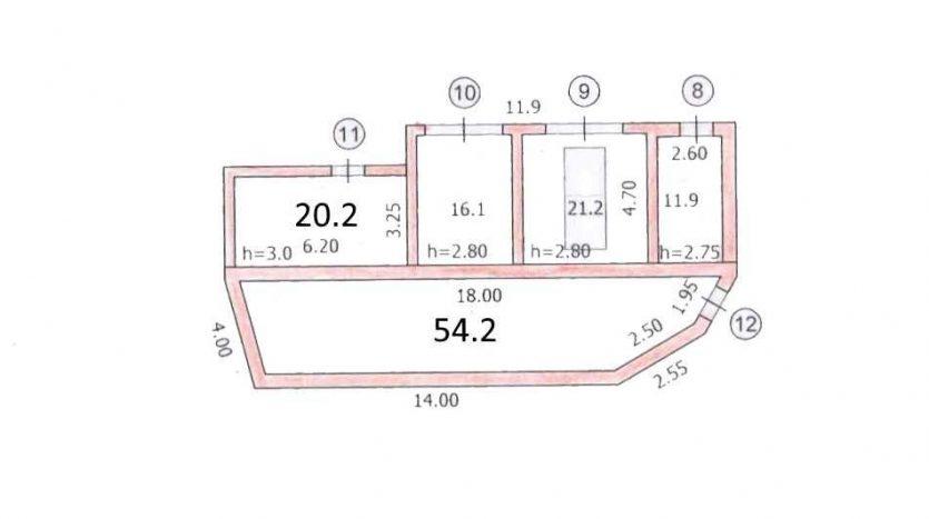 Продажа - Теплый склад, 1350 кв.м., г. Днепр - 14