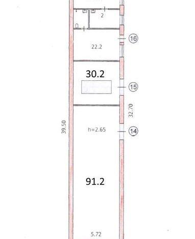 Продажа - Теплый склад, 1350 кв.м., г. Днепр - 15