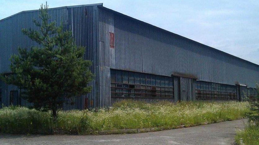 Аренда - Сухой склад, 1557 кв.м., г. Львов - 3