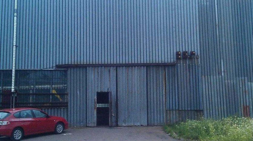 Аренда - Сухой склад, 1557 кв.м., г. Львов - 4