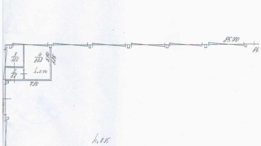 Аренда - Сухой склад, 1557 кв.м., г. Львов - 6
