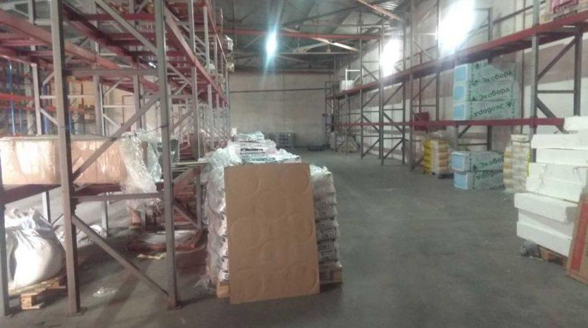Аренда - Сухой склад, 530 кв.м., г. Хмельницкий