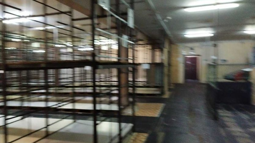 Rent - Warm warehouse, 730 sq.m., Kharkov