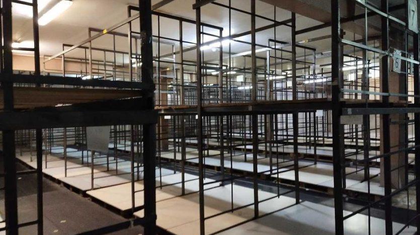 Rent - Warm warehouse, 730 sq.m., Kharkov - 2