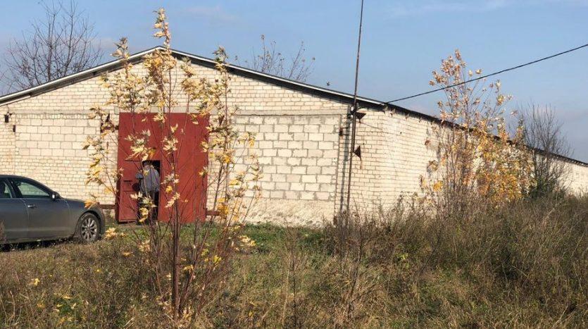 Sale - Dry warehouse, 1000 sq.m., Novovolynsk - 2