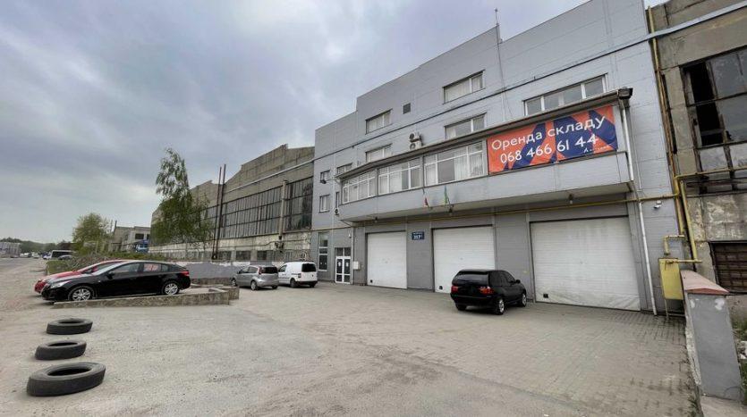 Kiralık - Kuru depo, 1590 m2, Lviv